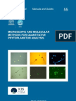 Microscopic and Molecular Methods for Quantitative Phytoplankton Analysis