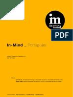 In-Mind_Português, 2011, Vol. 2, Nº. 3-4