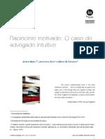 In-Mind_Português, 2011, Vol.2, Nº.3-4, Mata, Sôro e Ferreira, Raciocínio motivado