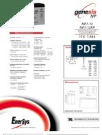 np7-12 spec sheet