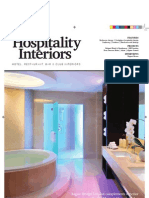 Hospitality Interiors Magazine April 2013