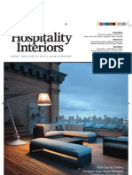 Hospitality Interiors June 2013
