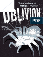Oblivion by Anthony Horowitz sample chapter