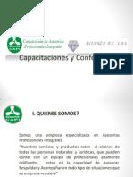 Propuesta Ejercito Conferencias
