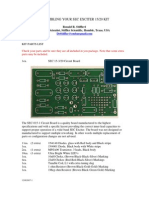 Assemble Your SEC15/20 Circuit Board Kit