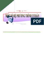 [WWW.toanPhoThong.tk] Chuyen de He Phuong Trinh