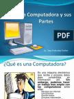Partes de La Computadora Tony Listo