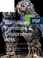European Furniture & Decorative Arts | Skinner Auction 2663B