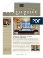 Drury Design Spring / Summer 2013 Design Guide Newsletter