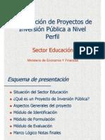 Form Pf Educ