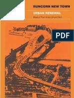 Runcorn New Town Masterplan Amendment No1 (1971)