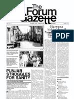 The Forum Gazette Vol. 1 No. 2 June 15-30, 1986