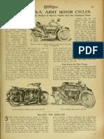 US Army sells Royal Enfield motorcycles