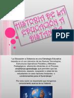 historiadelaeducacinadistancia-110523030601-phpapp01