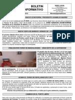 Boletin Informativo Junio 2013
