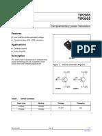 TIP3055-TIP2955