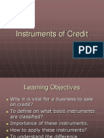 Instruments of Credit.ppt
