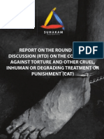 REPORT ON THE ROUND TABLE