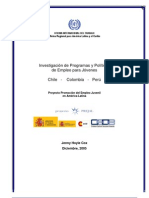 Informe Regional