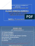 Bloque i Parte II.