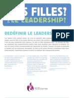 Pourquoi Les Filles Leadership[1]