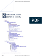 Submission Instructions _ International Atlantic Economic Society