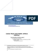 Southern Africa-CGICE Profile