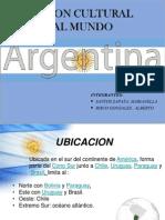 Argentina..