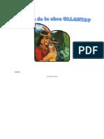 Analisis de Ollantay-1