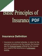 Insurance Principle Ppt