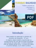 Turismo Balnear