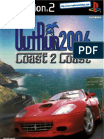 Outrun 2006 - Coast 2 Coast - Manual - PS2