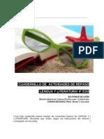 Cuadernillo 4ºESO septiembre 2011-12