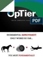 OpTier Presentation for Open Analytics