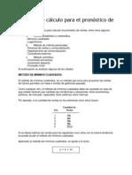 Métodos de cálculo para el pronóstico de ventas.docx