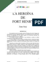 Heroína de Fort Henry, La