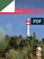 Santander Reporte de Riesgos
