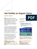Soil Fertilisoilfertilityf