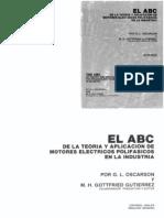 El ABC de la teoría y aplicación de motores eléctricos polifásicos en la Industria