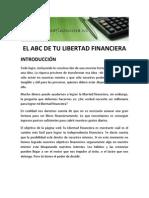 El ABC de Tu Libertad Financier A