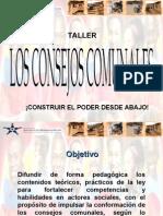 CONSEJOS COMUNALES