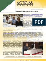 UN CONGRESO ORIENTADO A AYUDAR A LOS DOCENTES
