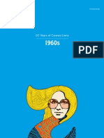 60 Years of Cannes Lions Infographics