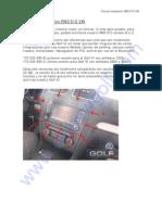 Tutorial instalación RNS 510 VW
