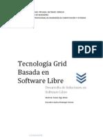Tecnología Grid Basada en Soft Libre