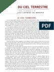 [Alchimie] Vinceslas Lavinius de Moravie - Traité du Ciel Terrestre
