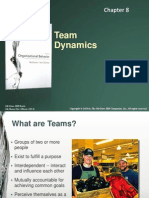 Organizational Behavior Chapter 8