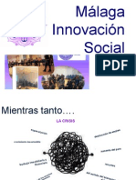 Guión trabajo Innovación Social Asociaciones de Mujeres de la Provincia de Málaga 17 de Junio