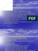 Caso Clinico Aids Adulto