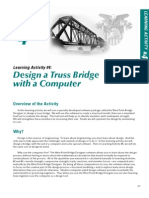Design a Truss Bridge